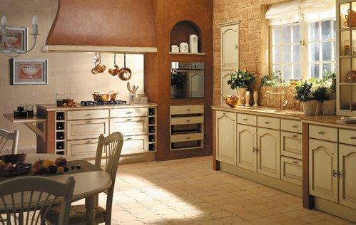 Cuisine rustique prix et mod les ooreka for Decoration de cuisine champetre