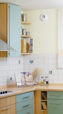 Ventilation cuisine conseils ooreka for Ventilation cuisine gaz
