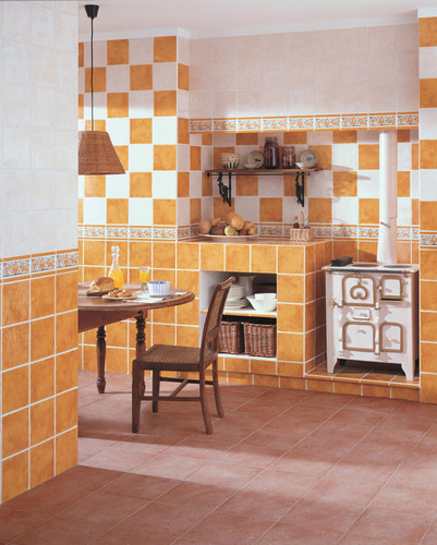 Cuisine am nagement et d coration de votre cuisine - Cuisine ancienne campagne ...