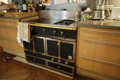 Cuisinière Chauffage Central Atouts Fonctionnement Ooreka - Gasiniere a gaz pour idees de deco de cuisine
