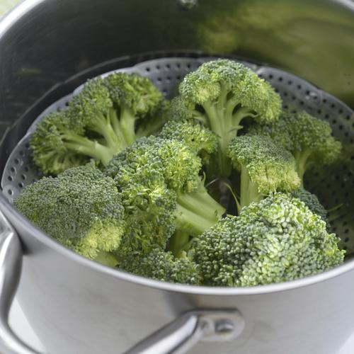 Faire cuire des brocolis