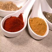 Enlever une tache de sauce curry