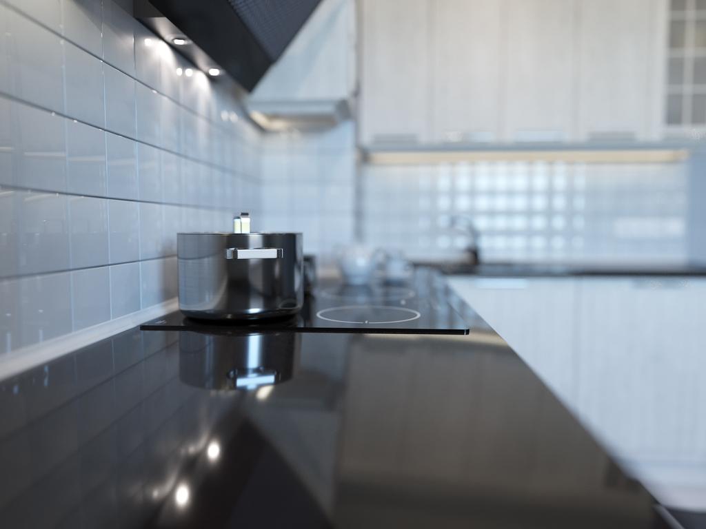 Plan d architecte de cuisine professionnelle maison moderne for Cuisine professionnelle restaurant