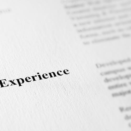 Trouver un travail sans expérience