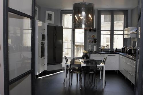 Cuisine am nagement et d coration de votre cuisine for Cuisine baroque moderne