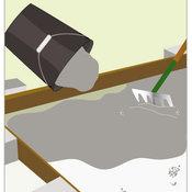 Réaliser une dalle de béton