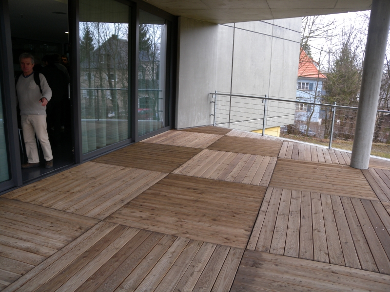 Dalle composite clipsable crit res de choix et prix ooreka - Dalle terrasse clipsable ...
