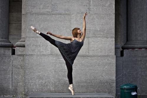 Exercice danse