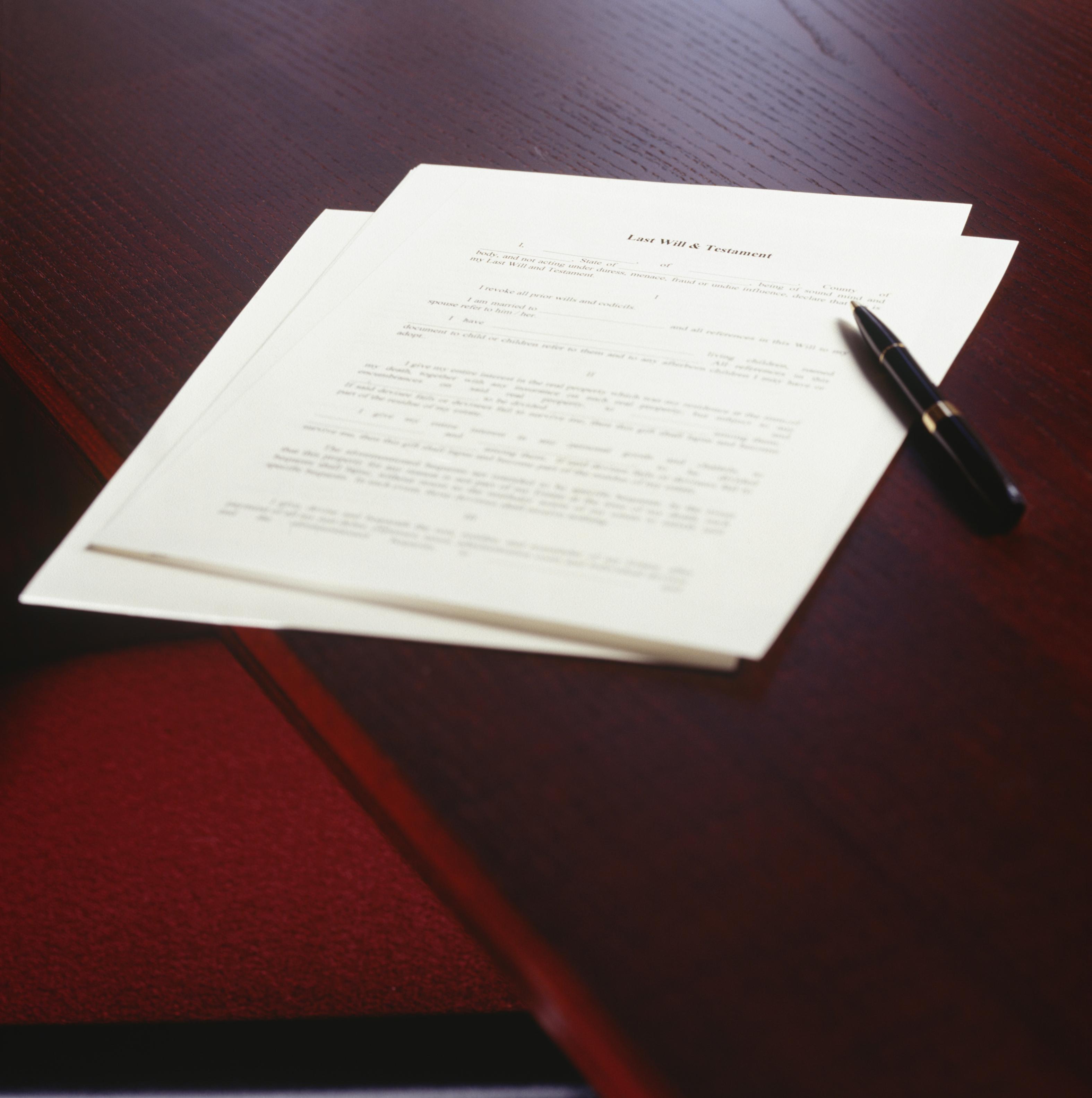 5 Documents Necessaires Pour La Succession Ooreka