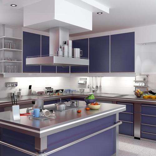 D coration cuisine id es conseils ooreka for Le decor de la cuisine