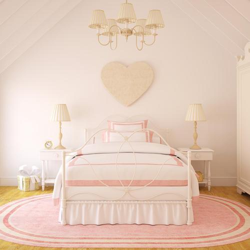 Décoration chambre fille : idées déco - Ooreka