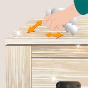 C ruser un meuble en bois d coration - Ceruser un meuble en bois ...