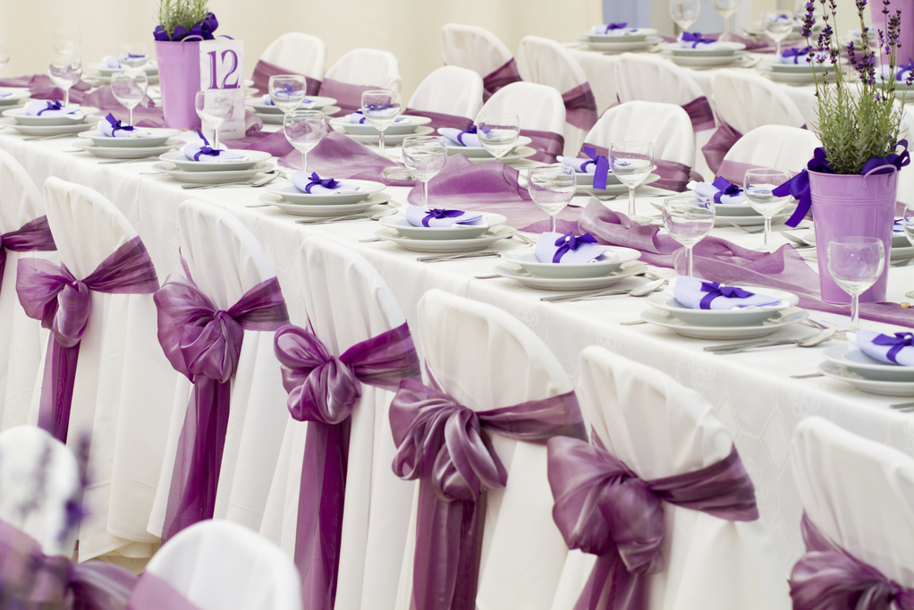 decoration mariage housse de chaise