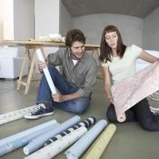 Decorer Un Meuble Avec Du Papier Peint Papier Peint