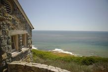 Maison face à la mer