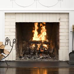 Grille de cheminée