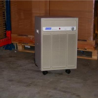 Extracteur d'humidité