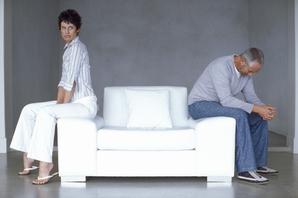 Le divorce est toujours une épreuve.