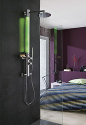 colonne de douche ooreka. Black Bedroom Furniture Sets. Home Design Ideas