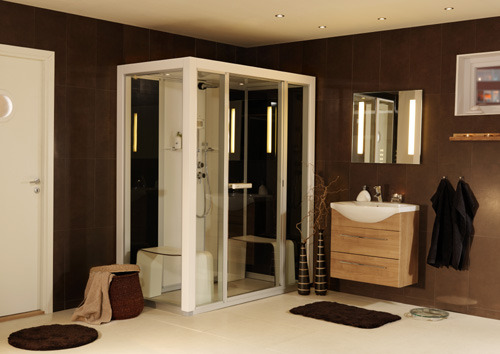 hammam individuel ooreka. Black Bedroom Furniture Sets. Home Design Ideas
