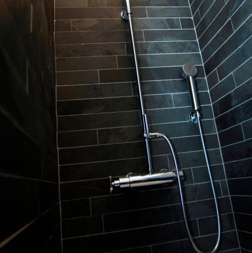 Installer une douche classique