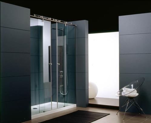 Salle de bain accessoires et meubles de salle de bain for Modele salle de bain douche