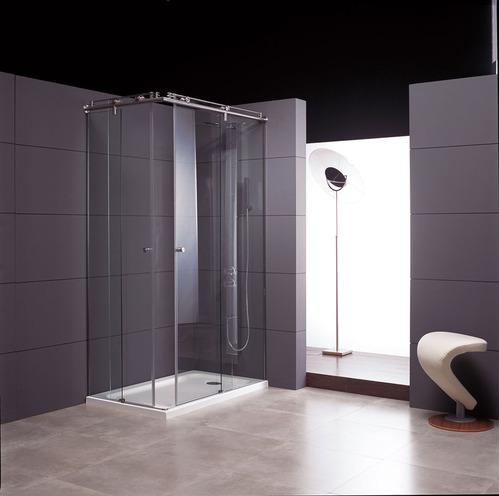 photo guide de la salle de bain cage de verre. Black Bedroom Furniture Sets. Home Design Ideas