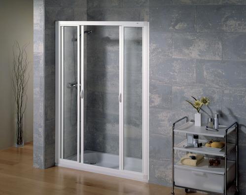 Salle de bain accessoires et meubles de salle de bain carrelage - Paroi de douche acrylique ...