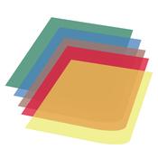 Transparents couleurs