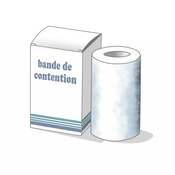 Bande de contention