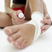 Douleur musculaire au pied