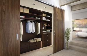 Dressing modulable conseils et prix ooreka - Creer un dressing dans une chambre ...