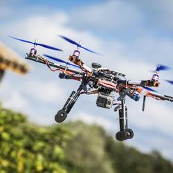 Législation autour des drones