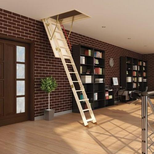 Escalier de combles infos et prix ooreka for Escalier escamotable grenier