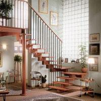 Escalier éclairage