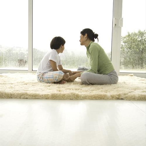 Établissez le dialogue avec votre enfant