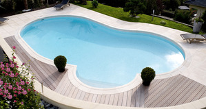 Piscine enterrée en kit