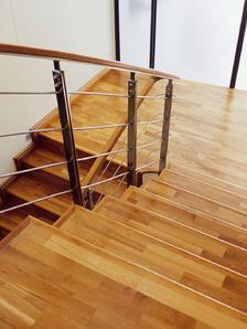 L'entretien de l'escalier