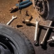 Roues pneus outils