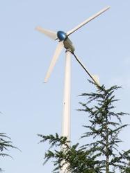 Éolienne, l'essentiel en une page
