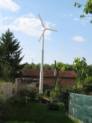 Entretenir son éolienne domestique