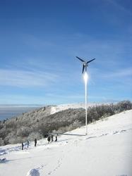 Le raccordement de l'éolienne pour particulier