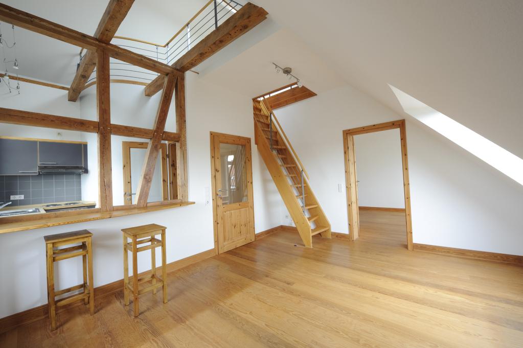 Quel escalier pour accéder à ses combles ?