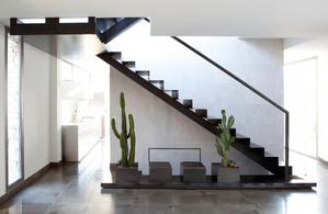 Prix d un escalier ooreka - Escalier beton double quart tournant en kit ...