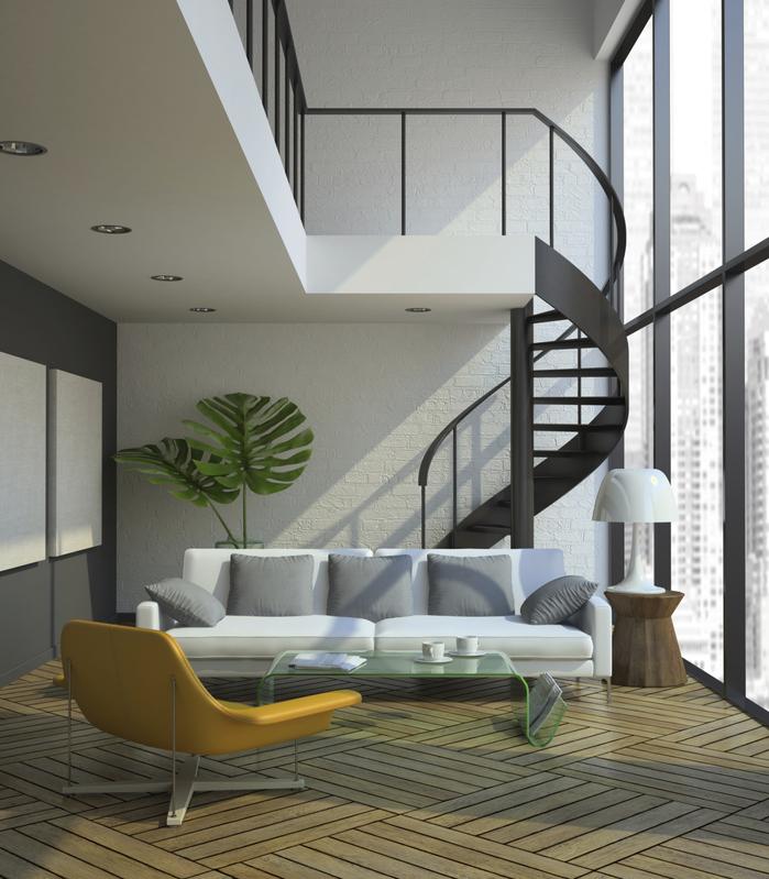 Quel escalier dans un loft ?