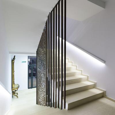Escalier le sujet d crypt la loupe - Decorer son escalier ...
