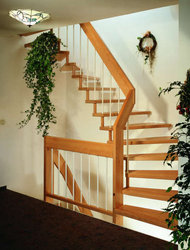 Escalier sécurisé