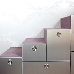Escalier à tiroirs