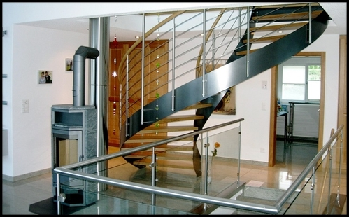 Escalier le guide pratique comprendrechoisir - Escalier debillarde ...
