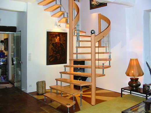 largeur escalier quelles sont les normes. Black Bedroom Furniture Sets. Home Design Ideas